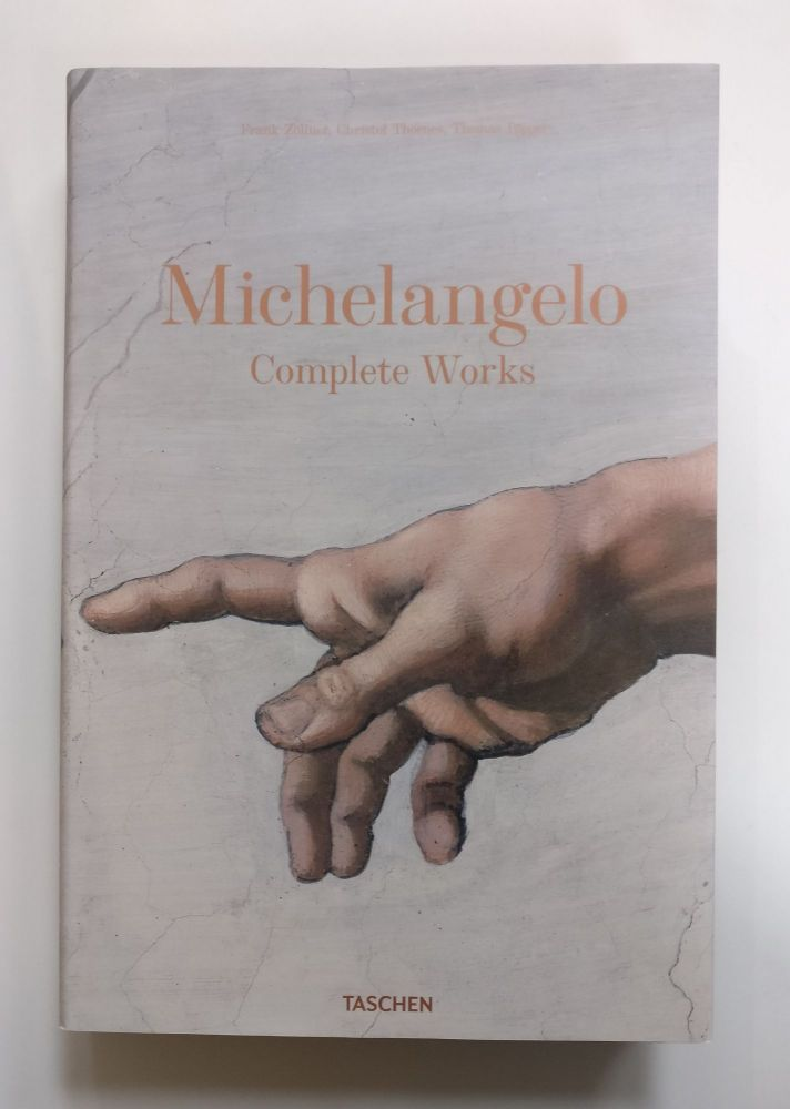Michelangelo: Complete Works by (August 1, 2014) Hardcover Slp