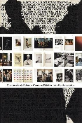 Commedia dell'Arte / Couture Edition