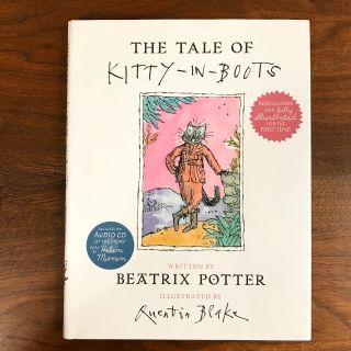 The Tale of Kitty-in-Boots (Peter Rabbit